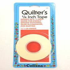 Collins Quilter's 1/4 Inch Tape X 24 Yards C41