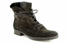 Gabor Women's Short Boots in Charcoal Size 6.5