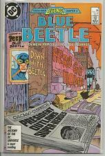 Blue Beetle #9, Vintage DC Comic book from February 1987