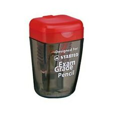 STABILO EXAM GRADE SINGLE HOLE PENCIL SHARPENER POT