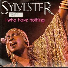 5544  SYLVESTER  I WHO HAVE NOTHING