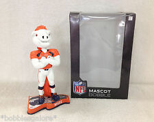 Miles the Bronco Stallion Denver Broncos Football Mascot Bobble head Bobblehead