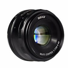 Meike MK-E-35mm-f/1.7 Large Aperture Manual Focus lens APS-C For Sony E Mount