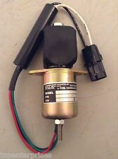 Synchro-Start Products Fuel Shutoff Solenoid Valve, Model:1756ES, P/N:SA-4623