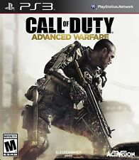 Call of Duty: Advanced Warfare  (Sony Playstation 3, 2014) NUEVO DE PAQUETE!