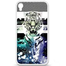 Coque housse étui tpu gel motif tigre swag Alcatel One Touch Idol 3 5.5