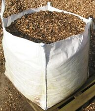 Jumbo Bag of Hardwood Woodchip - Ideal For Garden Paths