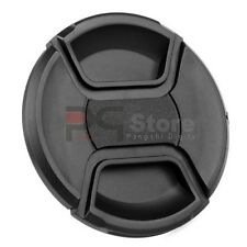 Snap on Front Cap For 49mm Canon Nikon Sony Pentax Lens