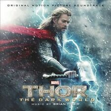 Thor: The Dark World [Original Motion Picture Soundtrack] (CD, Oct-2013, Disney)