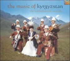 The Music of Kyrgyzstan New CD
