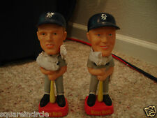 Mickey Mantle and Roger Maris Sams bobblehead Matched set and Pair brand new