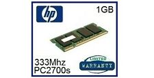 1 Gb Laptop Memoria Ram Upgrade Para Hp Pavilion Zv5000, Zv5200 & Zv6000