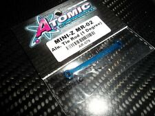 "ATOMIC AR-079 barre de direction alu "" 1° "" MINI-Z MR02"