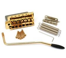 LEFTY Gold Tremolo for Mexican Standard Fender/Squier Import Strat® SB-5212-L02