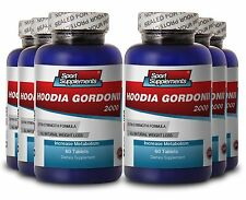 Slimming Capsule - Hoodia Gordonii Cactus 2000mg Natural Weight Loss Tablets 6B