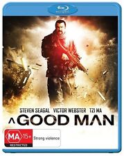 A Good Man Blu-ray Discs NEW