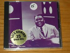 """BRAND NEW UNOPENED CD - FATS DOMINO - """"LEGENDARY IMPERIAL RECORDINGS - DISC 4"""""""