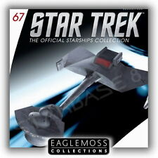 STAR TREK EAGLEMOSS 67 KLINGON D7 CRUISER RAUMSCHIFFSAMMLUNG STARSHIP COLLECTION