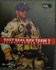 1/6 DAM Toys Navy Seal SDV Team 1 Operation Red Wings sealed  NEW #78008