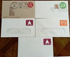 Envelopes #6 Set of 5 - U575, U578, U601, U601W, U604