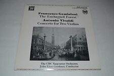 Francesco Geminiani~The Enchanted Forest~Antonio Vivaldi~Concerto for Two Violin