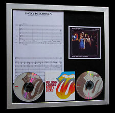 ROLLING STONES Honkey Tonk Women QUALITY CD FRAMED DISPLAY+EXPRESS GLOBAL SHIP