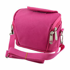 APS Pink Camera Case Bag for Kodak AZ361 AZ362 Bridge Camera