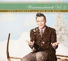 Winterwunderwelt Vol.2 von Götz Alsmann & WDR Big Band (2015)