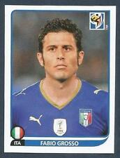 PANINI-SOUTH AFRICA 2010 WORLD CUP- #415-ITALY-FABIO GROSSO