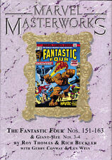 MARVEL MASTERWORKS FANTASTIC FOUR VOL #15 HARDCOVER DM VARIANT 197 Comics HC