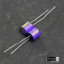 6PCS 10uF 25V SANYO OS-CON SG Specially Dsigned for Audio Gold Soild Capacitors