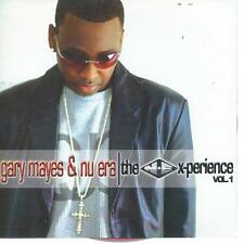 R&B SOUL CD GARY MAYES & NU ERA  THE N.E.X-PERIENCE