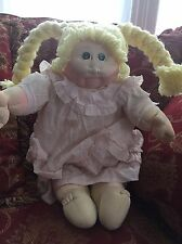 Xavier Roberts Little People Doll Cabbage Patch Soft Sculpture