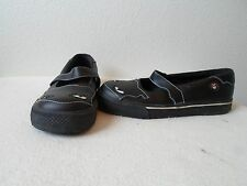 Emily the Strange Slip On Flats Shoes Size 9