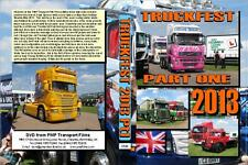 2586. Truckfest.UK.Trucks. Peterborough. May 2013. Volume One and we start our j