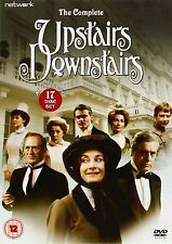 Upstairs Downstairs: The Complete Series [DVD] Pauline Collins, Gordon Jackson