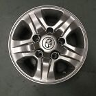 Landcruiser 100 Series Sahara/GXL 16 x 8 Alloy Wheel/Rim x 1 NEW (zero Offset)