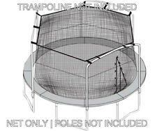 Trampoline Net FITS 12' Frames and ALMOST ALL Types of Enclosures (Net Only)