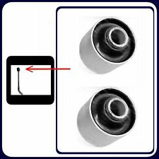 FRONT LOWER CONTROL ARM STRUT ROD BUSHING FOR TOYOTA TACOMA 2WD 1995-1999 PAIR