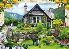 Ravensburger 19246 The Lakeland Cottage 1000 Pieces Large Adults Jigsaw Puzzle