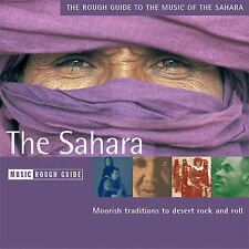 The Rough Guide to the Music of the Sahara by Various Artists (CD, May-2005)