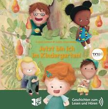 TING: Jetzt bin ich im Kindergarten; Geschichten Lesen & Hören; Buch z. HÖRSTIFT