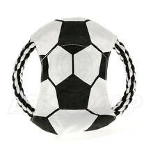Fútbol Perro Frisbee-Cuerdas Y Lona Juguete Con Sonido, Remolcador O Cobertor - 18cm