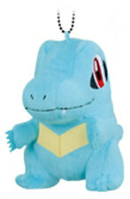 Pokemon 3'' Totodile Plush Key Chain NEW