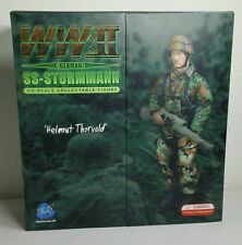 "DID 1/6 WWII German SS-STURMMANN  ""Helmut Thorvald"""