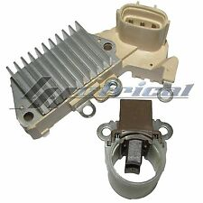 NEW ALTERNATOR REGULATOR BRUSHES BRUSH HOLDER FOR JOHN DEERE 4200 4210 4300 4310