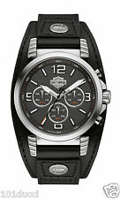 Brand New Man's Harley-Davidson Watch #76B173