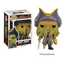 POP! Disney #174 - Pirates of the Caribbean - Davy Jones Vinyl Figure Funko