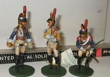 "Oryon ART toy soldiers. 6003 French ""Cuirassiers"" 1809 54mm metal."