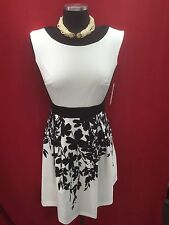 SANDRA DARREN DRESS/NEW WITH TAG/LINED/RETAIL$129/SIZE 20W/LENGTH 42'